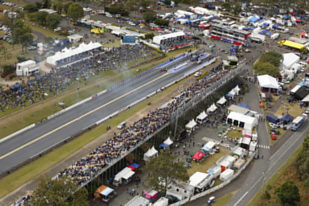 Winternationals 2012 aerial