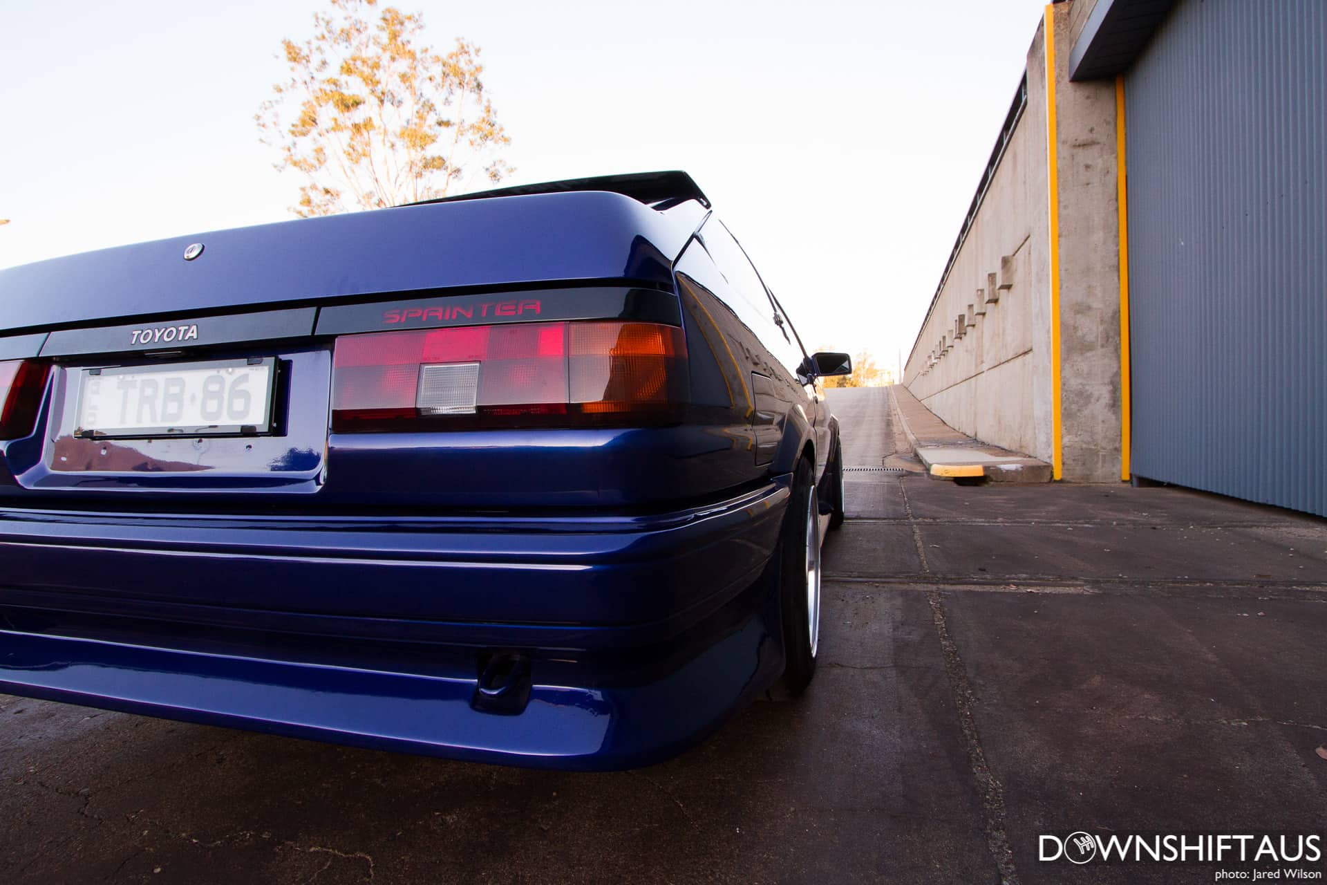 Aaron's TRB86 AE86 | Downshift