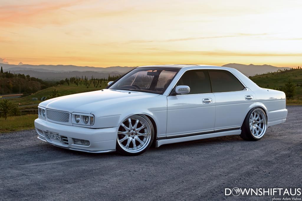 Nissan Cedric-Sunset