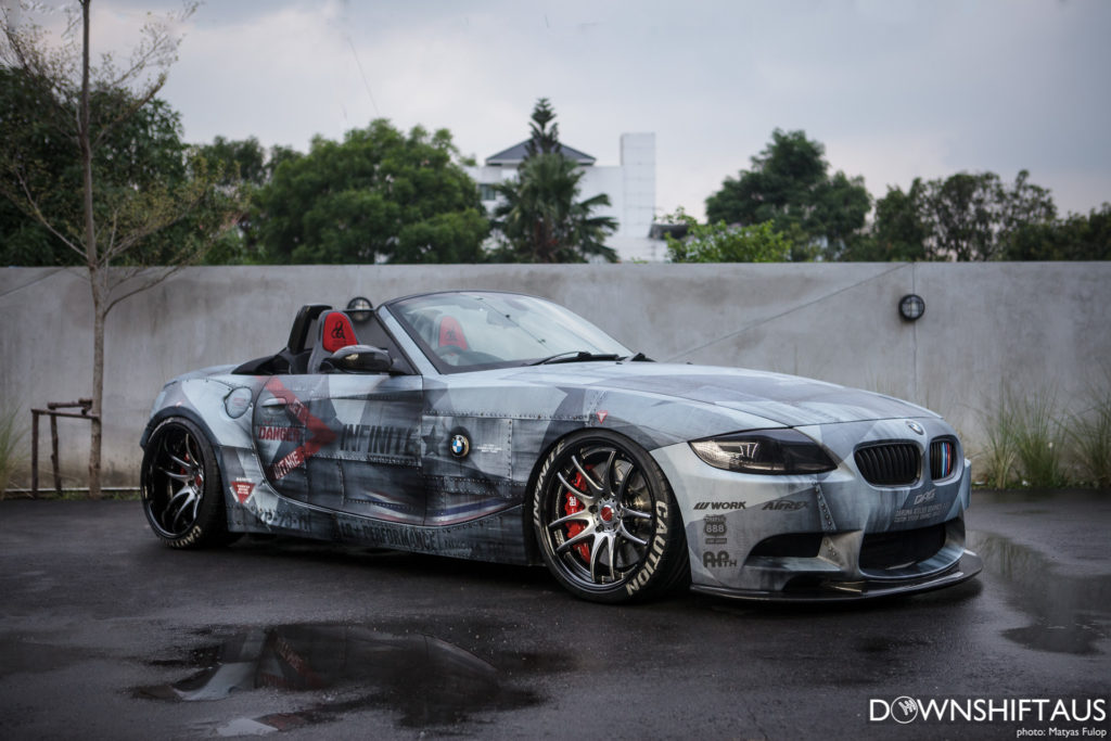 Liberty Walk BMW Z4