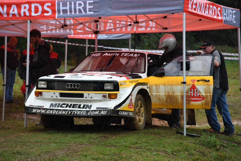 Mal Keough Audi quattro S1 Group B replica_1 (Dallas Dogger pic)