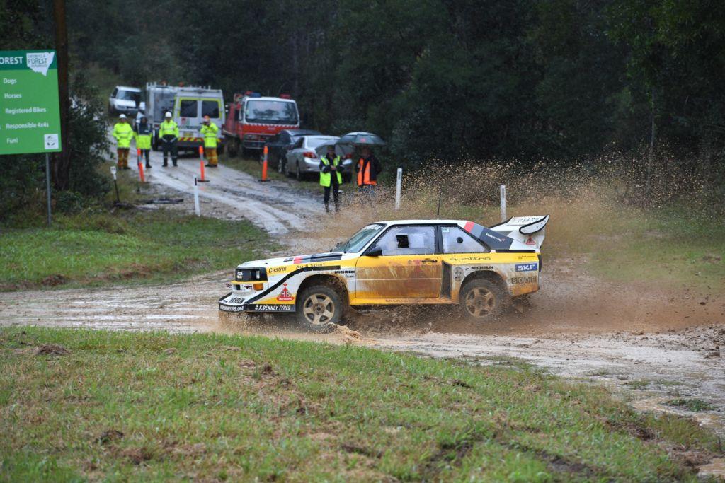 Mal Keough Audi quattro S1 Group B replica_2 (Dallas Dogger pic)