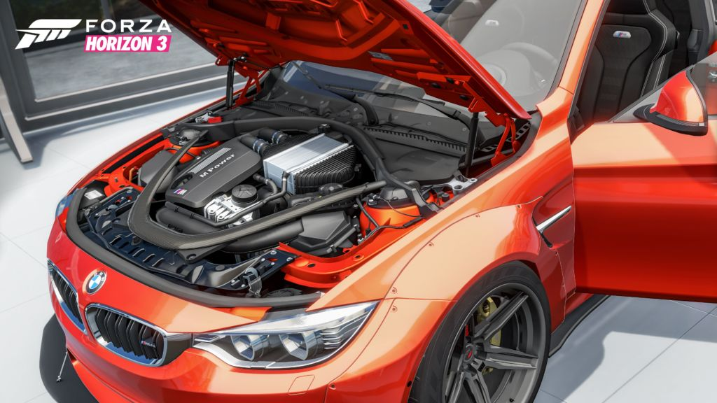 Forza Horizon 3 Forzavista Engine