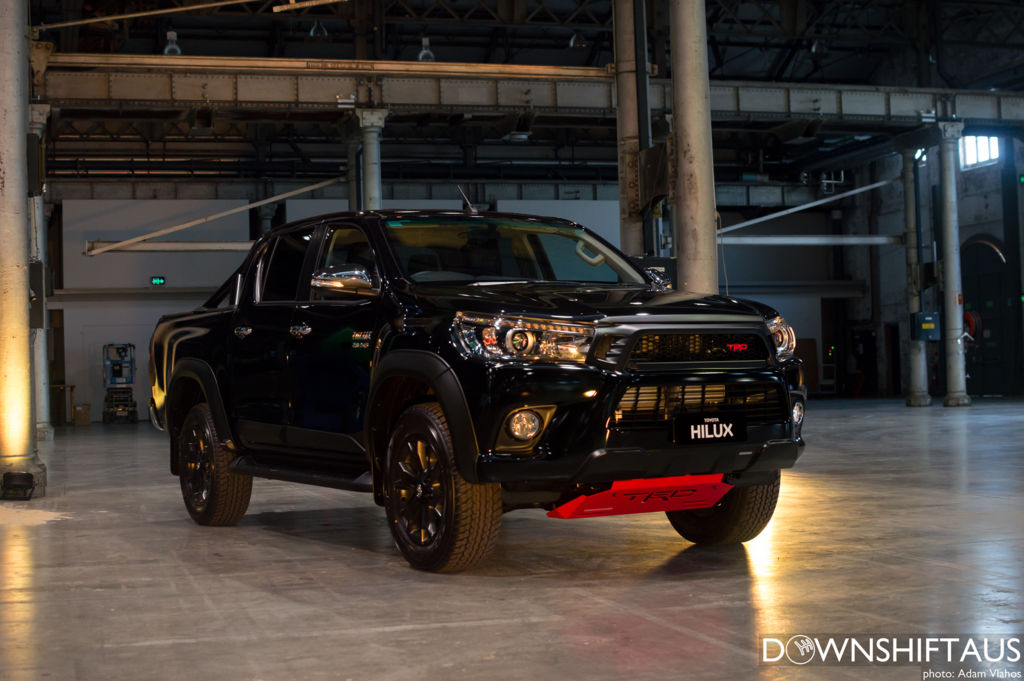 HiLux Tonka | Downshift
